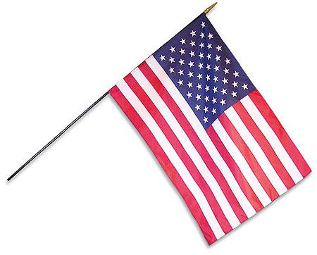 Classroom American Flag
