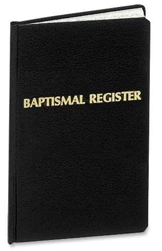 Economy Baptism Register