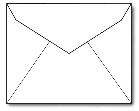 Certificate Envelopes - 100 /PK