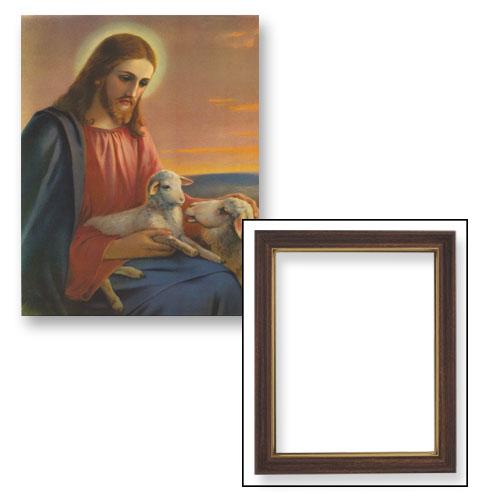 "10x12.5"" The Good Shepherd Frame"