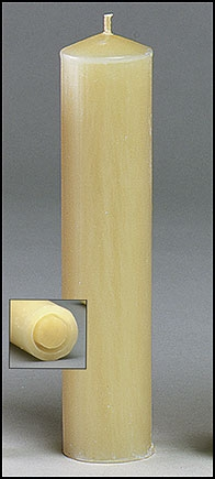 Candle - 100% Beeswax