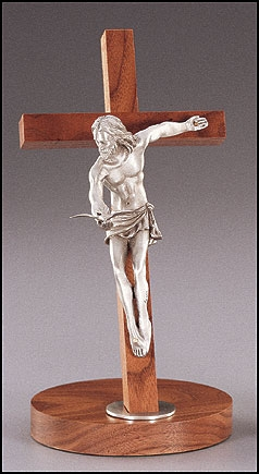 "11"" Gift of the Spirit Crucifix"