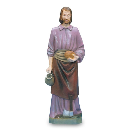 "24"" St Joseph the Worker Statue"