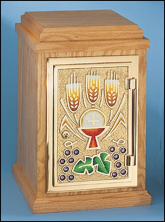 High Polish Tabernacle