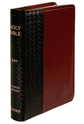 RSV Catholic Bible Compact Edition