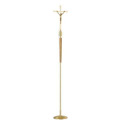"""Processional Crucifix - 84"""" H"""