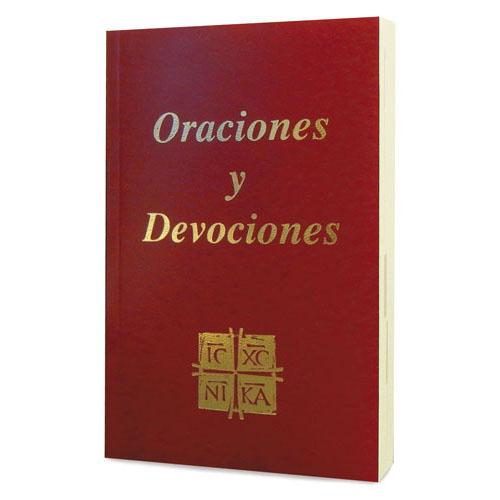 Handbook of Prayers - Spanish