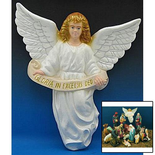 Hanging Angel Nativity Statue