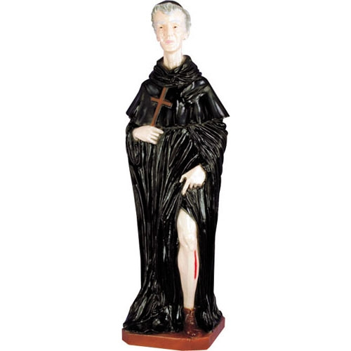 "24"" St. Peregrine Statue"