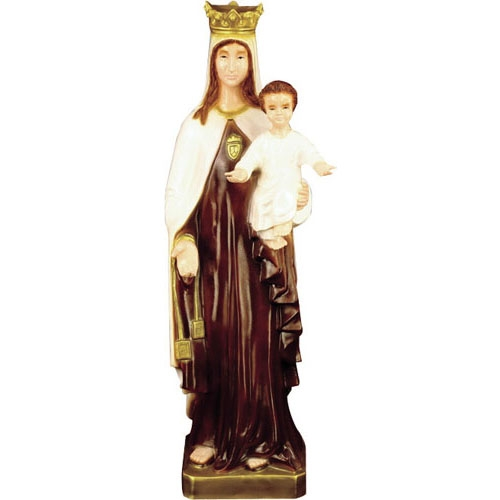 """24"""" Our Lady of Mt Carmel Statue"""