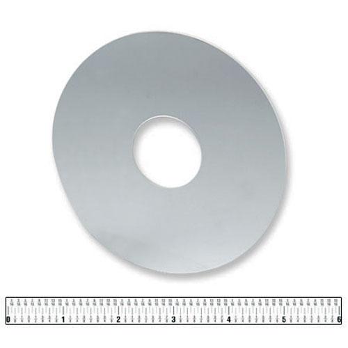 """7-1/2"""" Dia Standard Plexiglass Wax Protector"""
