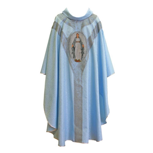Immaculate Mary Chasuble