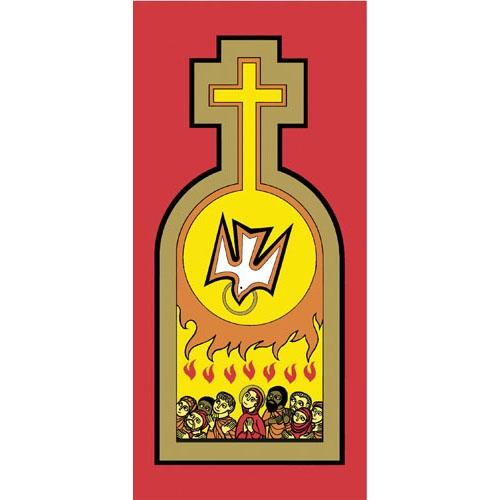 Baptism Spirit Banner