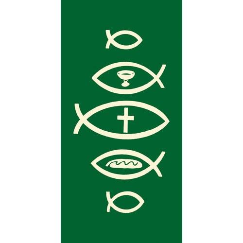 3X6 Ichthus Banner