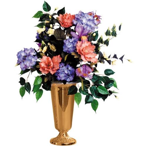 "11"" Altar Vase"
