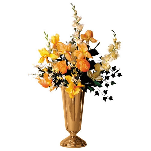 "17"" Altar Vase"