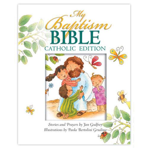 My Baptism Bible-Catholic Ed