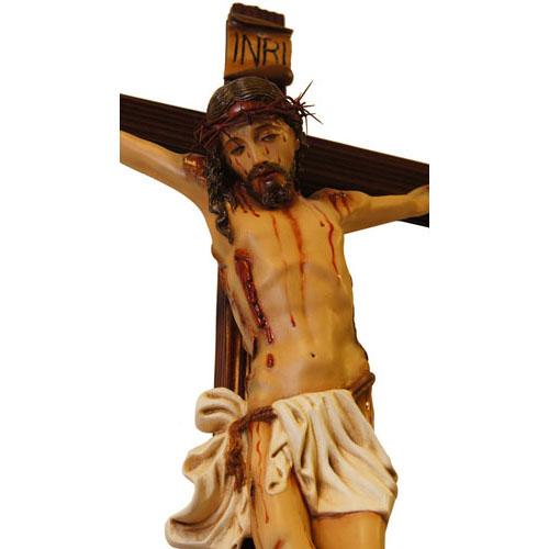 """48"""" Wall Crucifix"""