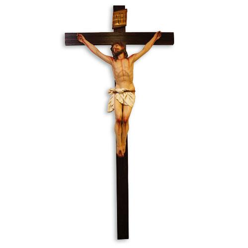 """75"""" Wall Crucifix"""