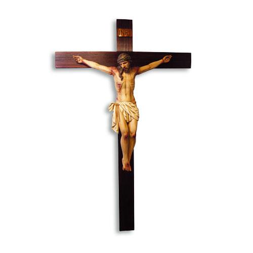 """94"""" Wall Crucifix"""