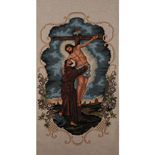 St Francis Tapestry /Rod