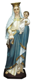 """43 Our Lady of the Eucharist Statue"""