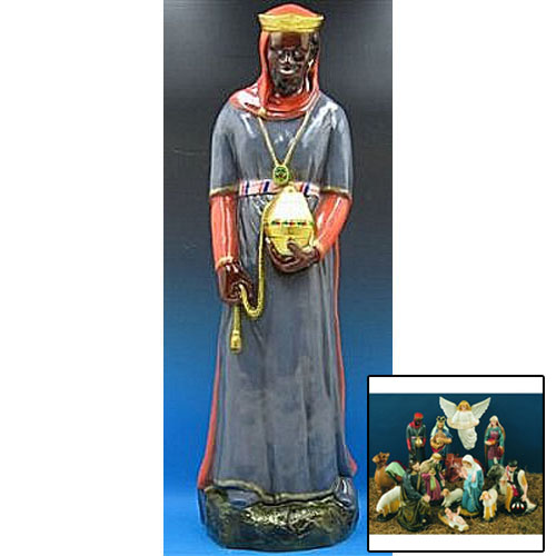 "Balthazar 36"" Nativity Set"