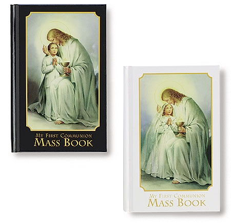 Traditional Memories First Communion Mass Book