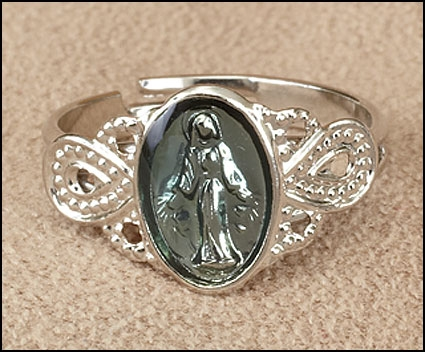 Miraculous Keepsake Ring - 50/pk