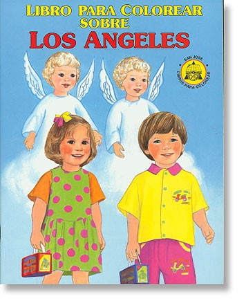 Los Angeles (The Angels Coloring Book)