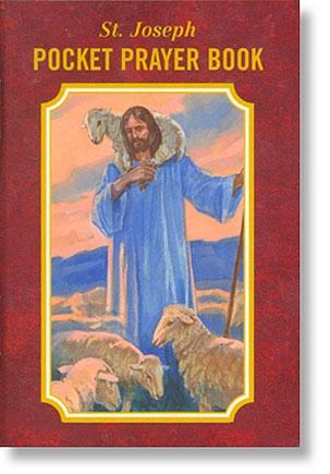 St Joseph Pocket Prayer Book