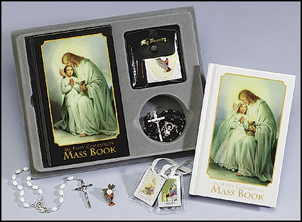 Traditional Memories First Communion Boxed Set