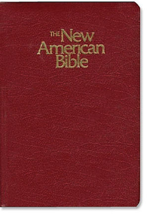 St. Joseph New American Bible (NABRE) Gift & Award Edition-Burg