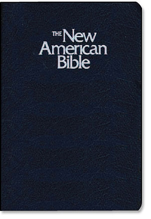 St. Joseph New American Bible (NABRE) Gift & Award Edition – Blue