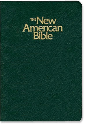 St. Joseph New American Bible (NABRE) Gift & Award Edition - Green