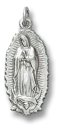 Our Lady of Guadalupe Medal - 50/pk