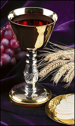 5 Oz Chalice with Paten