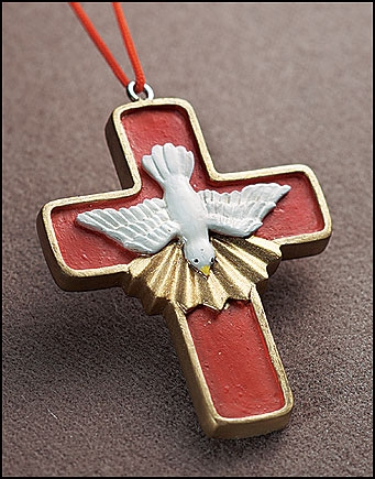 Confirmation Cross Pendant - 12/pk