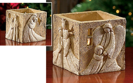 Christmas Candleholder