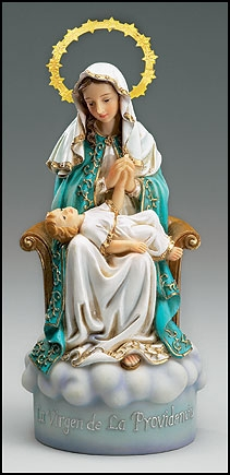 Virgin of Providencia Statue