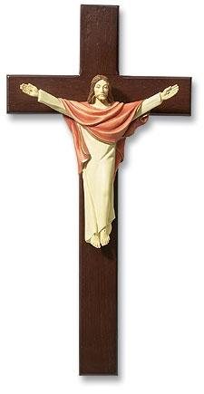 Risen Christ Crucifix