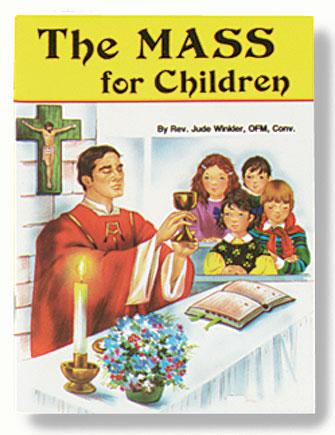 St. Joseph Picture Book - The Mass for Children - 10/pk