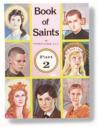 St. Joseph Picture Book - Book of Saints Part 2 - 10/pk
