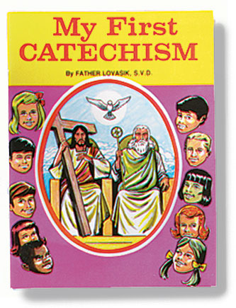 St. Joseph Picture Book - My First Catechism - 10/pk