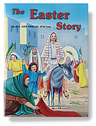 St. Joseph Picture Book - The Easter Story - 10/pk