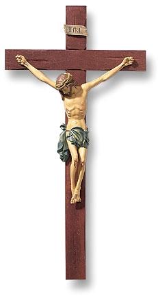 "13"" Tomaso Roma Crucifix"
