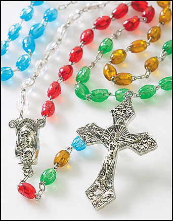 Mission Rosary - 12/pk