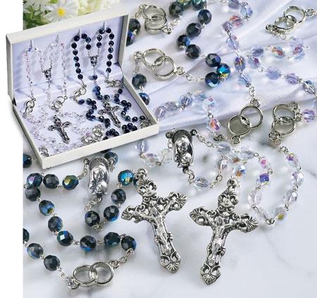 Wedding Rosary Set