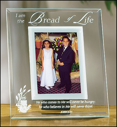 First Communion Photo Frame - 6/pk