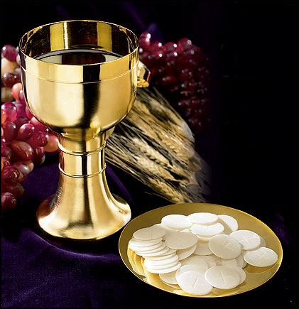Chalice with Paten